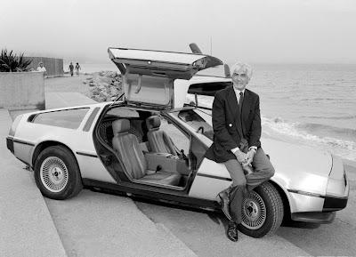 John Z Delorean